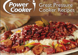 easy instruction booklet for power pressure cooker xl