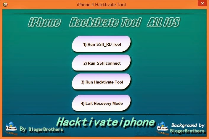 iphone 4 hacktivate tool all ios instructions