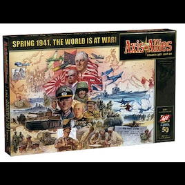 axis and allies 1941 instructions for board game