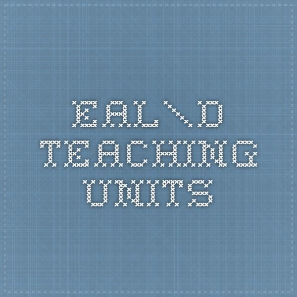 curriculum and instruction eal