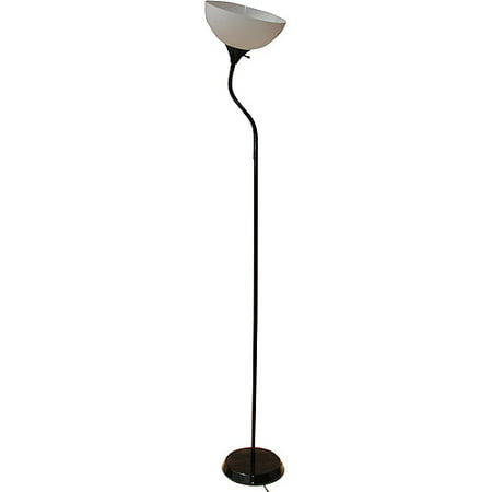 silver and white paper floor lamp mainstays instructions