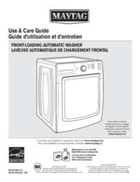 installation instructions for front load samsung