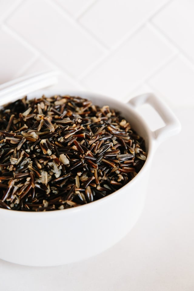 instructions to cook wild rice