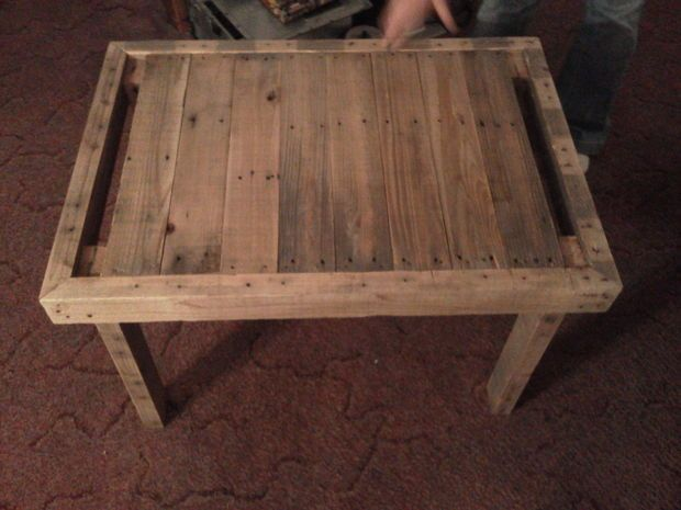 markor coffee table instructions