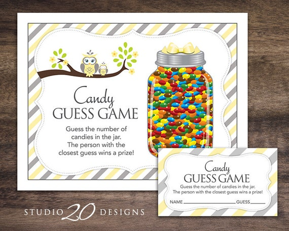 m&m party game instructions